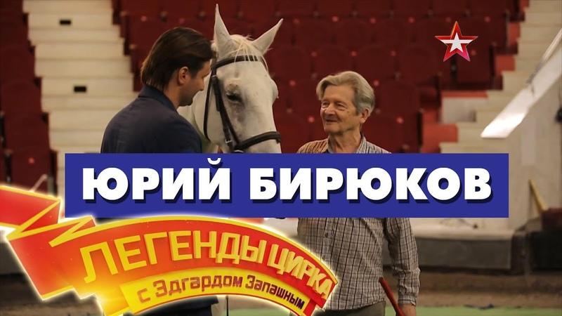 Легенды Цирка с Эдгардом Запашным Юрий Бирюков