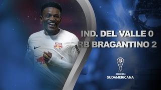Melhores momentos | Ind. del Valle 0 x 2 RB Bragantino | Ida | Oitavas de Final | Sudamericana 2021