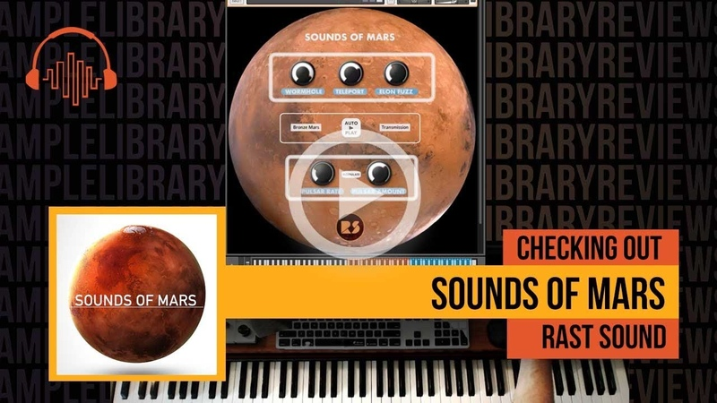 First Look Sounds of Mars by Rast Sound