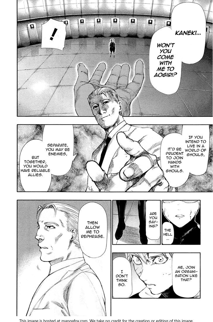 Tokyo Ghoul, Vol.10 Chapter 99 Unknown, image #10
