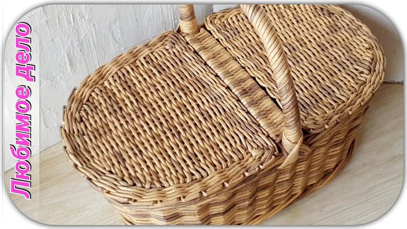Полукруглая крышка к корзине повторяю плетение Запись эфира с Инстаграм от 25 05