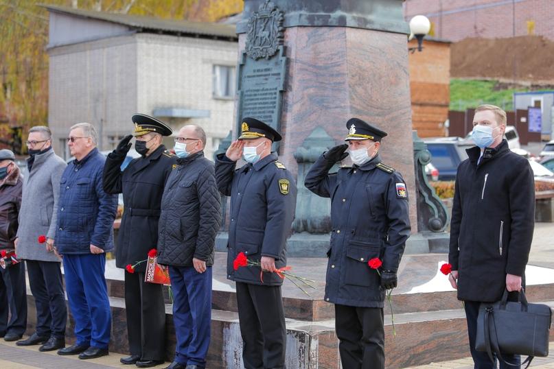 Кинокомпания «Союз Маринс Групп» приняла участие в праздновании Дня создания Регулярного флота России, изображение №5