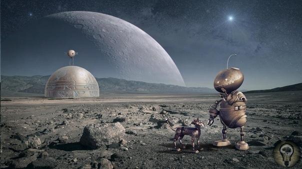 Инопланетная жизнь может выглядеть совершенно иначе.