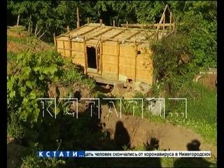 Первый день тишины в уходящей в пропасть деревне Караулово