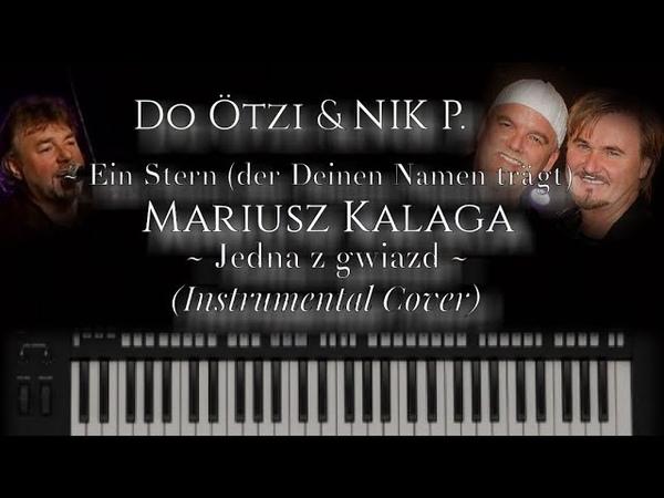 DJ Ötzi Nik P Ein Stern D Mariusz Kalaga Jedna z gwiazd PL Instrumental cover