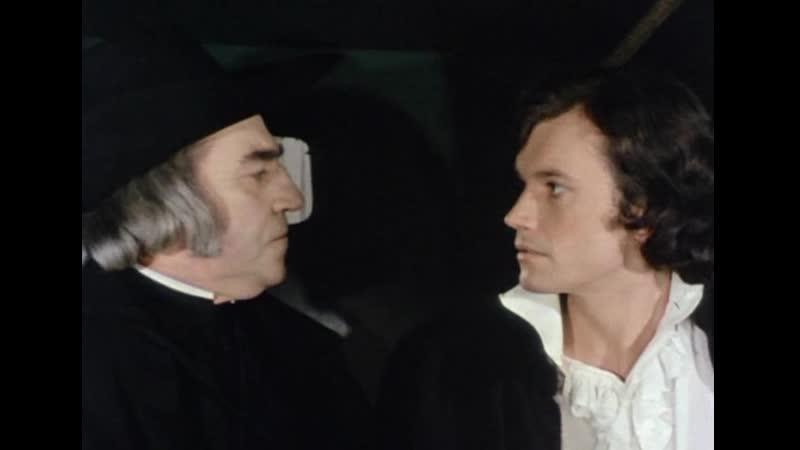 Блеск и нищета куртизанок 1 серия Splendeurs et misères des courtisanes 1975 режиссер Морис Казенёв