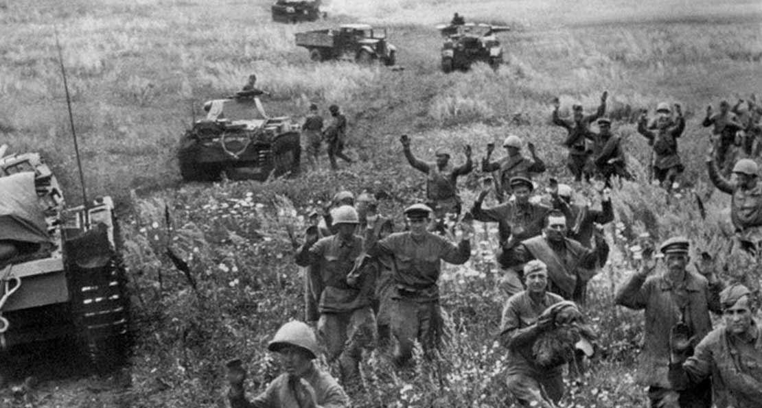Неудачи июня 1941 года