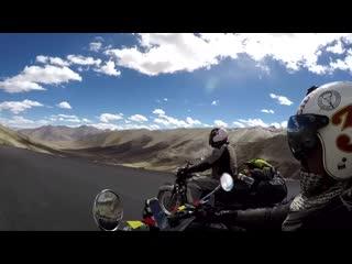 Мотопутешествие по индийским Гималаям. GEAR UP TO SHAMBALA. Трейлер.