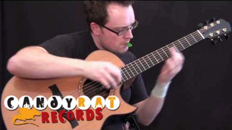 Hide and Seek Imogen Heap Solo Guitar by Antoine Dufour