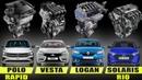 Выбираем лучшую пару Двигатель Коробка в авто до 1 млн