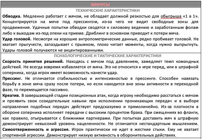 Отчет на игрока «Динамо Дрезден» Александра Еремеева, изображение №6