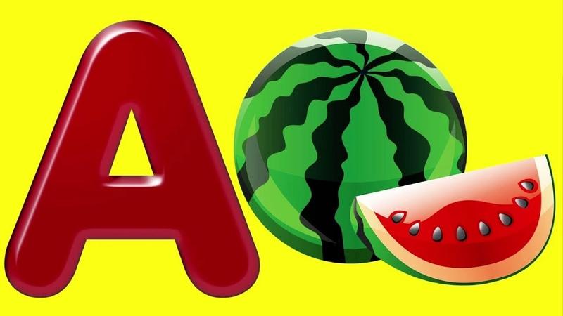 Учим буквы Алфавит для детей Развивающие мультики для малышей Русские буквы