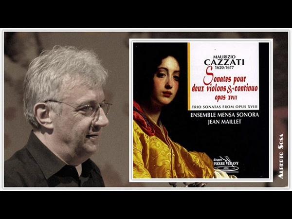 Sonates pour deux violons BC Maurizio Cazzati c 1620 1677