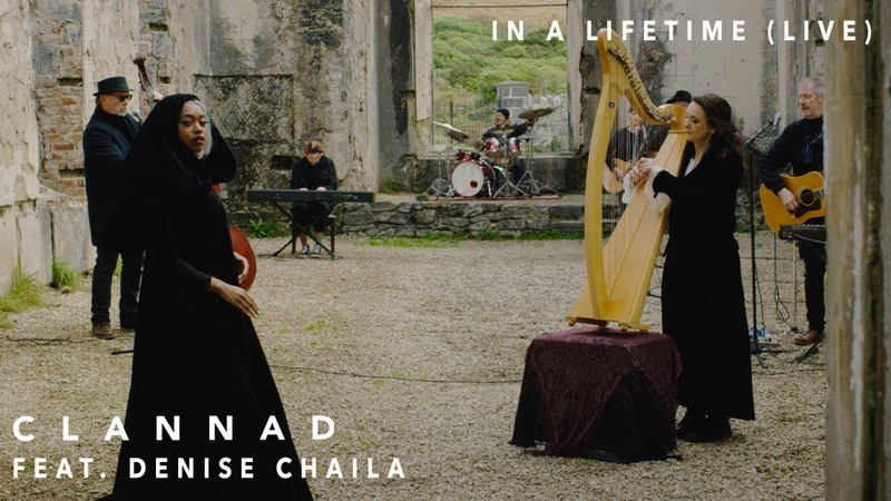 Clannad In A Lifetime Live feat Denise Chaila Official Video