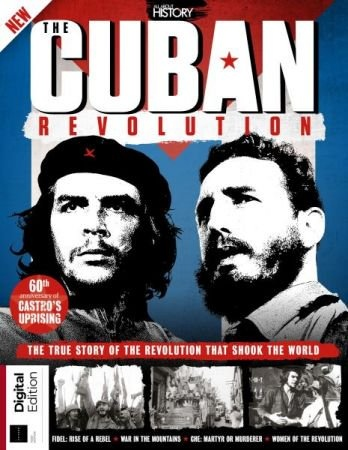 All About History Book of the Cuban Revolution  1st Editionp