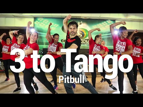 PitBull - 3 to Tango Dance l Chakaboom Fitness Choreography