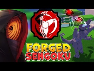 Шиндо Лайф ОБЗОР Forged Sengoku / Rengoku 😱 Shindo Life Наруто Роблокс