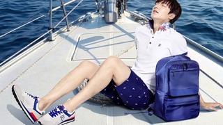 Lee Min Ho & Shu Qi - FILA 2015S/S Collection