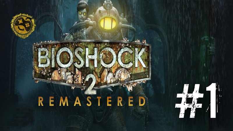 Курортный Центр Адонис ➤ Bioshock Remastered 2 ● Прохождение 1 Без Комментариев