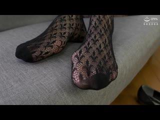 JAPANESE BEAUTIFUL PANTYHOSE FEET [fetish panties feet footfetish porn stockings pantyhose lingerie ecchi]