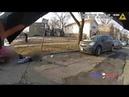Перестрелка с вооруженной женщиной водителем в Чикаго