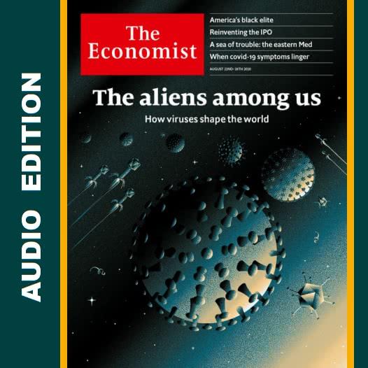 The Economist August 22 2020