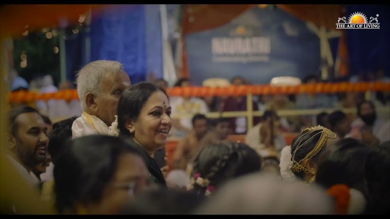Navratri 2021 with Gurudev Sri Sri Ravi Shankar