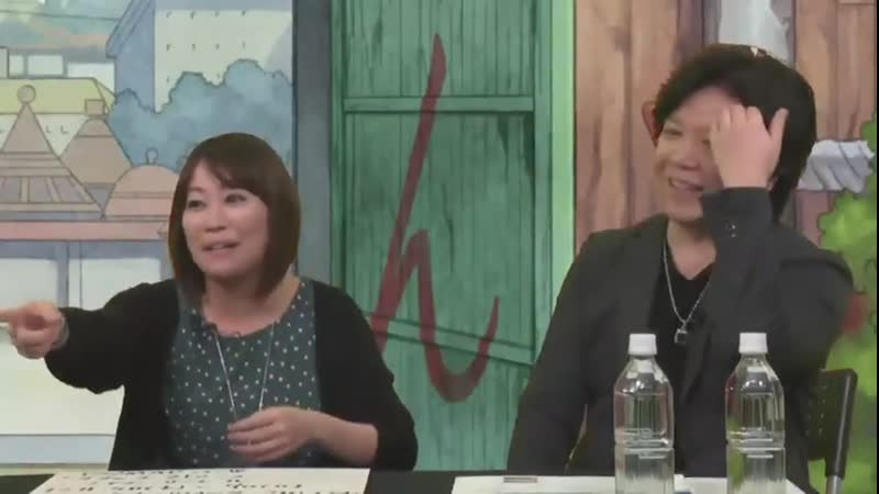 Сейю Саске поздравил сейю Наруто с днюхой