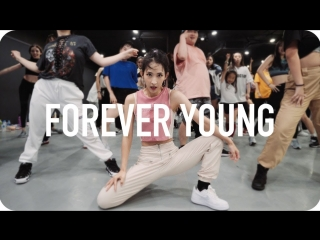 1million dance studio forever young blackpink / mina myoung choreography