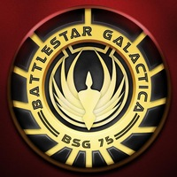 Логотип BSG: Новая Каприка