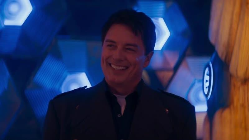 Джек обвиняет Розу Тайлер и Доктора в его смерти Революция Далеков Доктор Кто