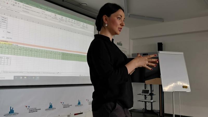 Заключительная лекция эксперта по бизнес планированию Мима Марии Юрьевны 10 04 21