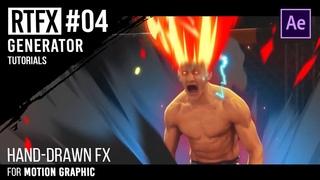 RTFX Generator tutorial #04: Demon MMA fighter [English sub]