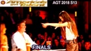 """Courtney Hadwin """"River Deep Mountain High"""" STAR IN THE MAKING Americas Got Talent 2018 Finale AGT"""