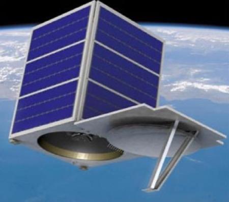 SkySat-1. (кредит: Planet Lab)