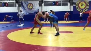 Абдулрашид Садулаев против Эрик Джиоев | Схватка перед Кубком Мира 2020