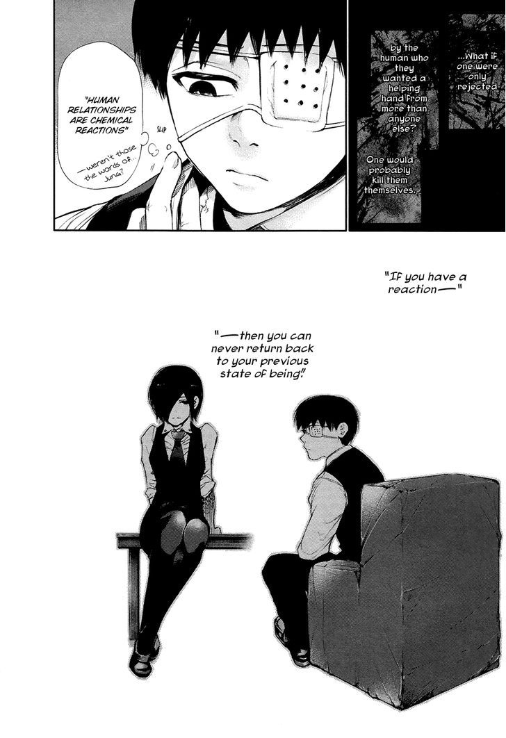Tokyo Ghoul, Vol.6 Chapter 49 Caged Bird, image #18