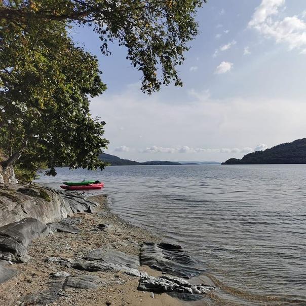Тэрон Эджертон со своими корешами передает привет с отдыха на природе