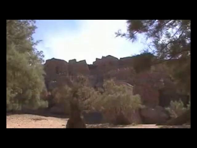 Алжир Саура Дорога на Ксур La Saoura La Route des Ksour