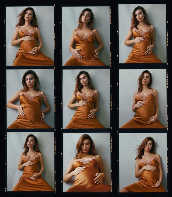 Выдержка из эссе Эмили Ратаковски о своей беременности и будущем ребёнке: