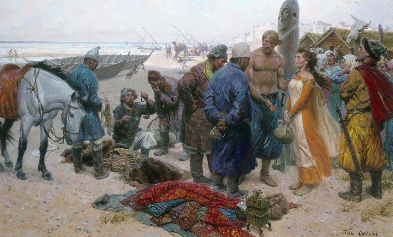 История Пхукета: Рабы и рабовладение в Сиаме | 676x1119