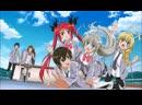аниме 2013 Ползучий Хаос Няруко-сан 2 сезон 1-12 из 12 Haiyore Nyaruko-san W TV2 все серии