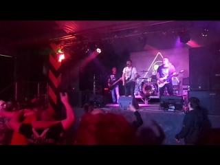 на концерте группы Черный Вторник(трибьют  Сектор Газа) в Иваново