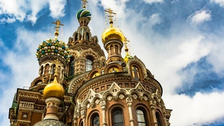 Spiritual Choir at Church of The Savior on Spilled Blood. In Memory of Emperor Alexander II | Live