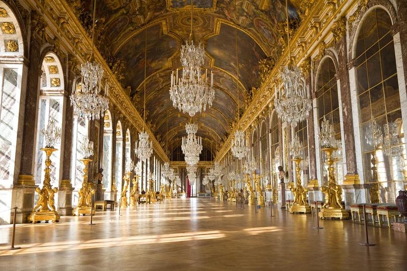 Обзор курорта Версаль (Франция), изображение №3