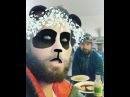 "JARED LETO on Instagram ""Panda man and @renan ozturk in Joshua Tree weird"""
