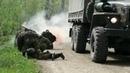 Десантирование и марш-бросок в Новосибирске стартовал конкурс «Отличники войсковой разведки»