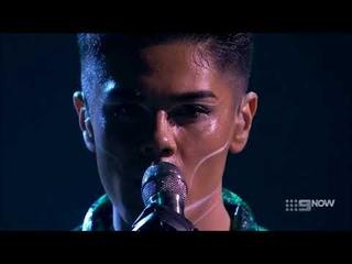 The Lives: Sheldon Riley 'Creep' - The Voice Australia 2018