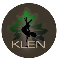 Логотип KLEN - Школа танцев, Pole Dance, фитнеса, Тюмень