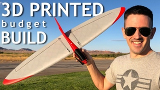 Best 3D Printed Plane on a Budget - Loneboard 1000 3d-printz